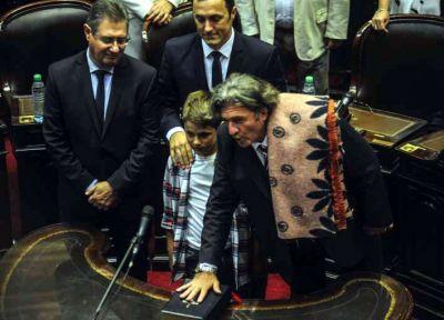 Juraron los cinco nuevos diputados por Mendoza