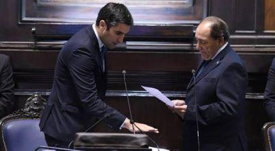 Manuel Mosca fue reelecto como presidente de la Cámara de Diputados provincial