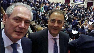 Benedetti afirmó que regresa a un Congreso que ya no es una escribanía