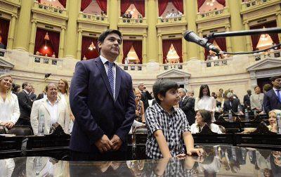 Los diputados electos por Formosa asumieron en el Congreso Nacional