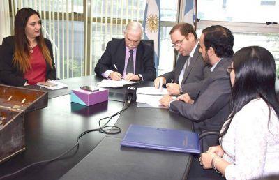 El Gobierno provincial y Telecom acuerdan acelerar reclamos y soluciones a usuarios