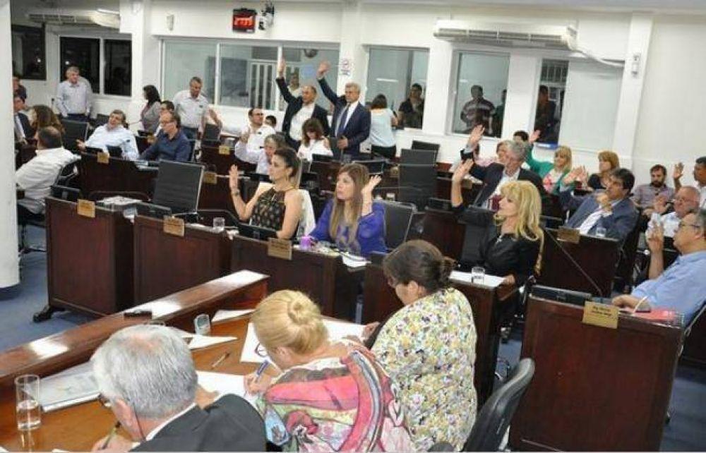 Diputados aprobaron el Presupuesto para el ejercicio 2018