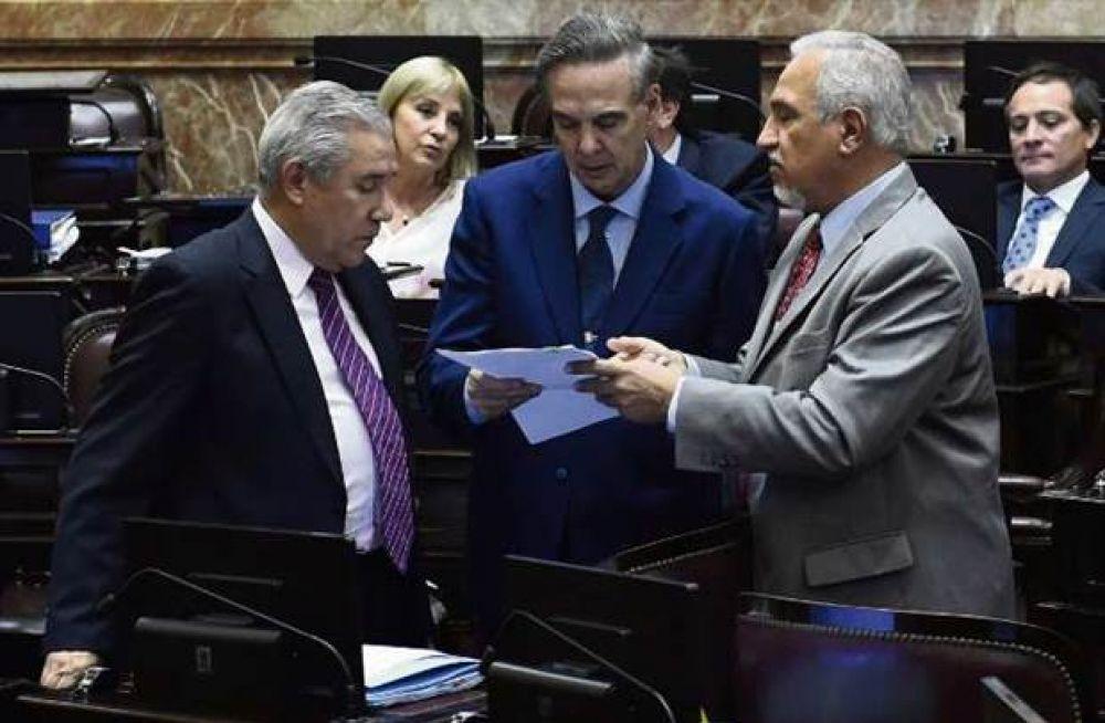 Senado: Pichetto rompe con Cristina y disuelve el bloque FPV-PJ