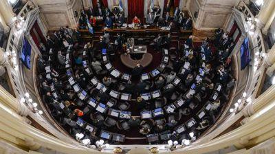 Peronistas conforman un gran bloque en el Senado y excluyen a Cristina Kirchner