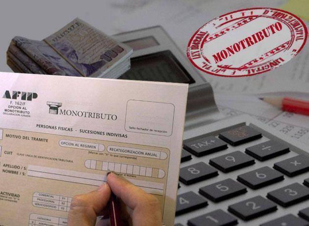 AFIP oficializó nuevo plan de pago de 3 años para monotributistas excluidos