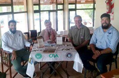 RENATRE La Pampa participó de exposición rural provincial
