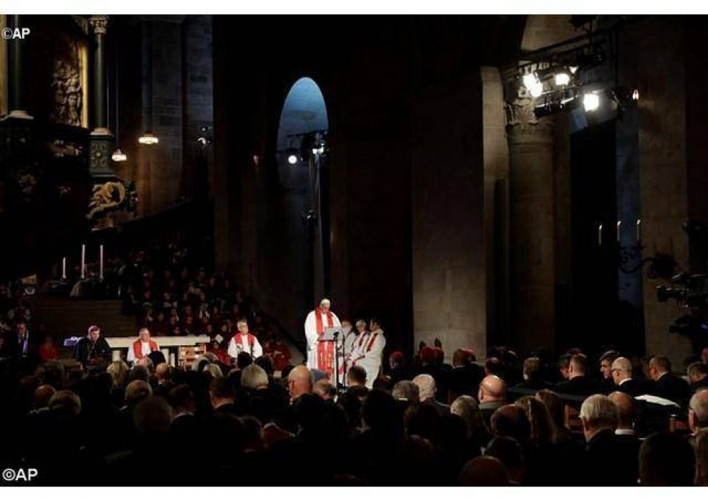 Papa: Luteranos y católicos unidos en Cristo para impulsar la caridad y la fe en el mundo