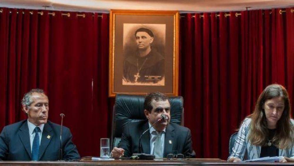 El Gobierno cerró con la Renovación y Fernando Jalil preside Diputados