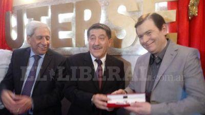 Zamora participó del brindis por el Día del Empleado Público
