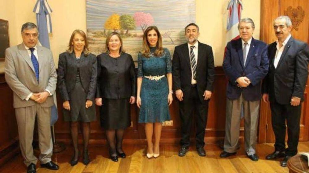 La gobernadora y el STJ impulsan el primer Digesto de Género de Santiago del Estero
