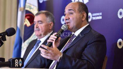 Manzur ratificó que los estatales cobrarán una ayuda junto con el aguinaldo