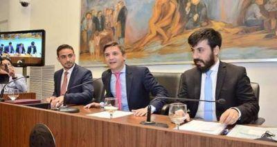 Sebastián Pignata presidirá nuevamente el Concejo Municipal