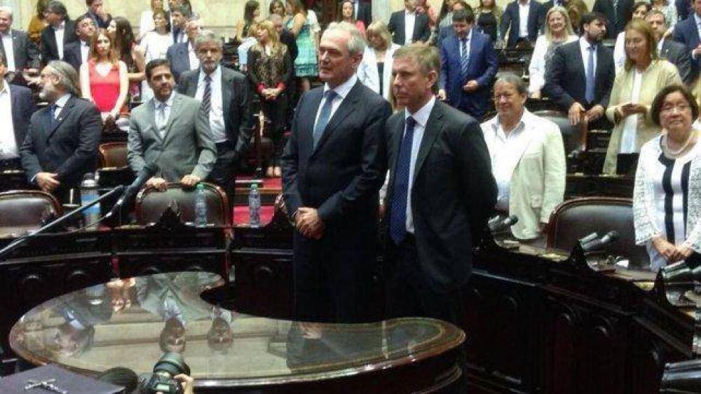 Bahillo y Cresto se sumarán al interbloque Argentina Federal