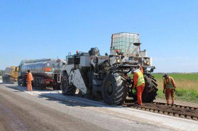 En enero comenzarán a asfaltar la Ruta 30