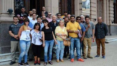 La Federación de Sindicatos de Trabajadores municipales en Chivilcoy