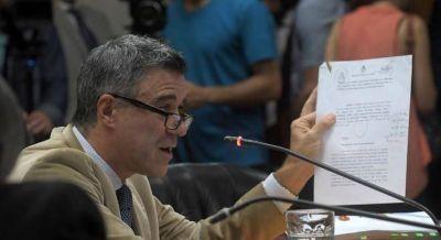 Rafecas dijo que con el criterio del fallo de Bonadio deberían estar presos Sturzenegger y Michetti