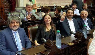 Yasky, Siley y Correa juraron como diputados nacionales