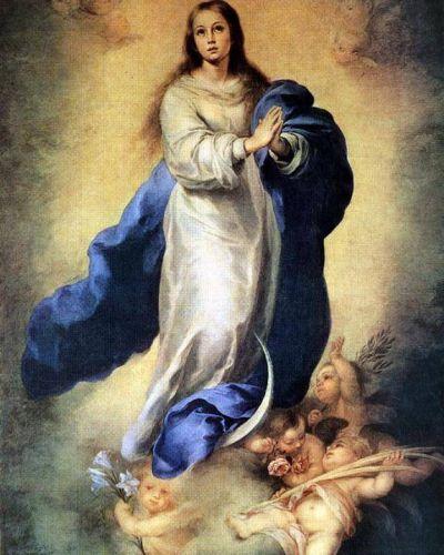 La Argentina celebra la Inmaculada Concepción de María