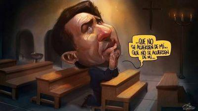 Ricardo Echegaray teme ser el próximo preso por corrupción