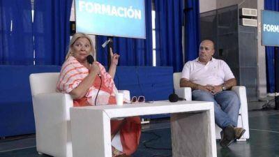 Elisa Carrió negó peleas con Mauricio Macri: