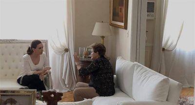 Cristina se reunió con Dilma Rousseff y debatieron sobre los