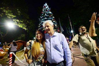 San Fernando celebró el Día de la Inmaculada Concepción