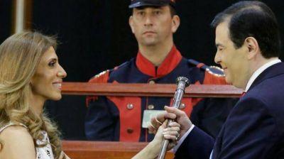 El Dr. Gerardo Zamora juró como gobernador de Santiago del Estero en sesión especial de la asamblea legislativa