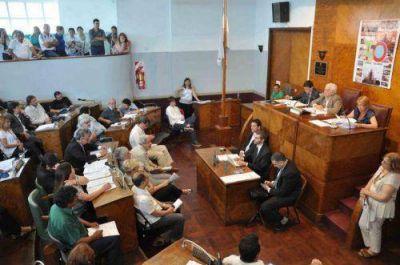 Juran los concejales electos en los comicios de octubre