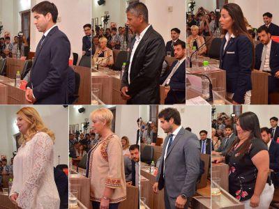 El justicialismo volvió a la Presidencia del Concejo Deliberante de San Luis