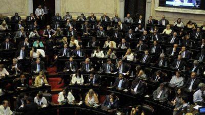 El Gobierno apuesta a votar siete leyes en una