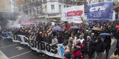 La CTA Autónoma denuncia la persecución del Gobierno a los sindicatos