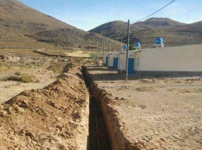 Agua Potable concluye exitosamente nueva obra de red de agua en Cochinoca