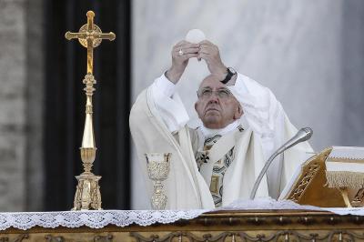 Medio millón de fieles anotados para la misa del Papa en Lima