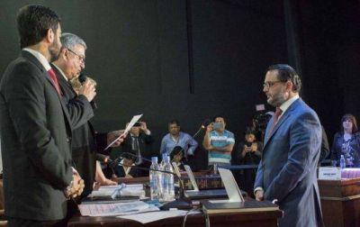 Asumieron concejales y ratificaron a Lisandro Aguiar como presidente