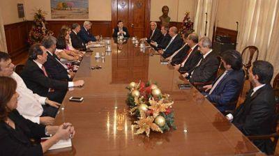 Se llevó a cabo la primera reunión del Gabinete provincial
