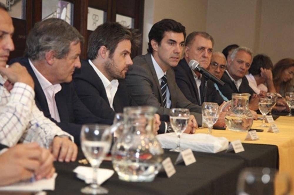"""Urtubey: """"Queremos acelerar las condiciones del desarrollo económico en Salta"""""""