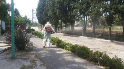 Siguen los operativos para prevenir el dengue en los distintos barrios
