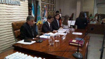 Con votaciones divididas fueron elegidas las autoridades del Concejo Deliberante de Trenque Lauquen