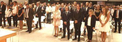 En el Salón de la Democracia de la UNNOBA juraron los nuevos miembros del Concejo Deliberante