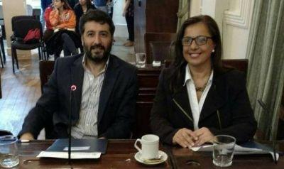 Otros concejales pegaron el salto: Eugenia Ruiz y Jorge Martínez abandonaron el FPV