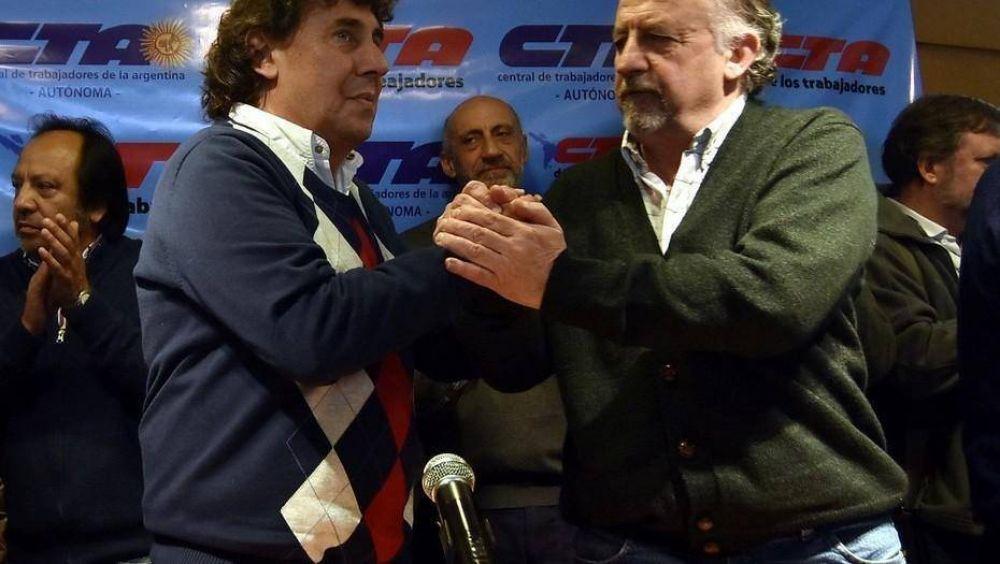 Se cayó la unificación de las CTA de Yasky y Micheli, y llaman a un congreso electoral