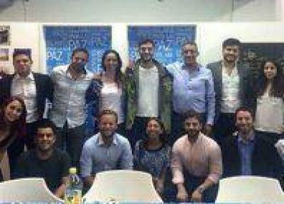 Jóvenes musulmanes y judíos se reunieron con el Subsecretario Nacional de Juventud