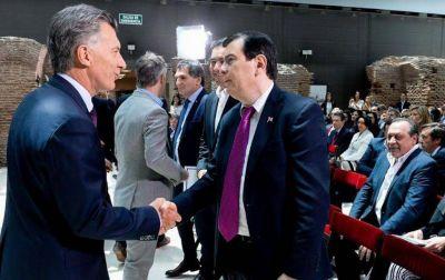 Santiago participó en la presentación del Plan Nacional de Derechos Humanos