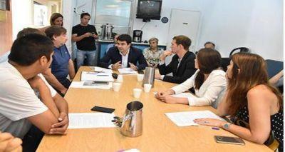 Toniolli asumió como Presidente de la Comisión de Producción y Empleo