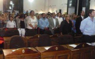 Concejales de Unidad Ciudadana no dieron quórum y no asumieron los nuevos ediles de San Antonio de Areco