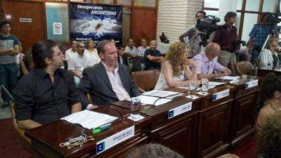 Desde la oposición reconocen, sin entrar en mayores detalles, que hay diferencias en el bloque de Cambiemos Trenque Lauquen