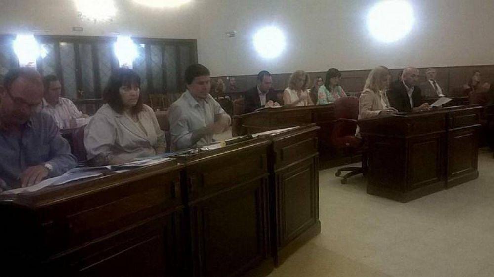 El Concejo Deliberante aprobó el aumento de tasas pedido por el Intendente Galli