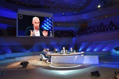 Urban20: la nueva apuesta de Larreta para unir Buenos Aires con el mundo