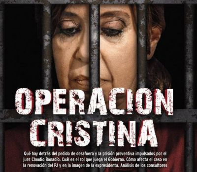 Operación Cristina: rejas o libertad