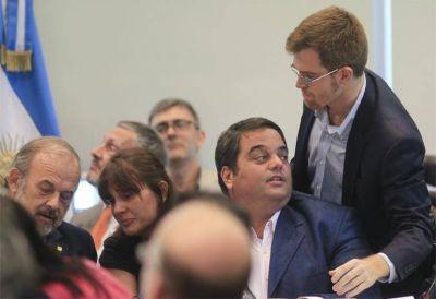 El discurso de Jorge Triaca a favor de la reforma previsional que desató insultos